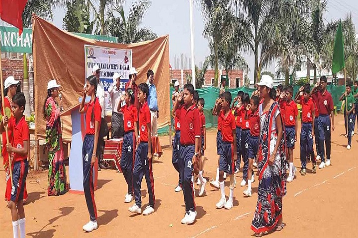 Vivekanada International Public School- Sports Day
