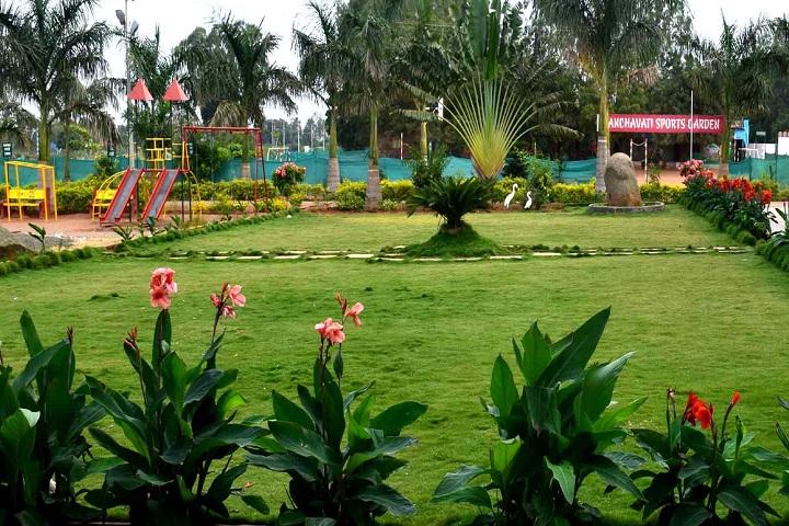 Vivekanada International Public School- Sports Garden