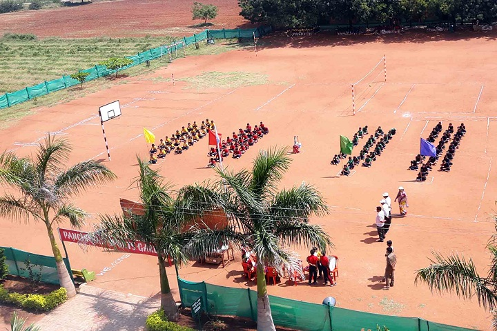Vivekanada International Public School- Sports