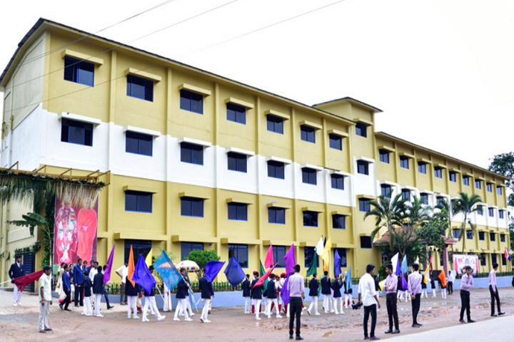 Vokkaligara Sangha School-Sports Day
