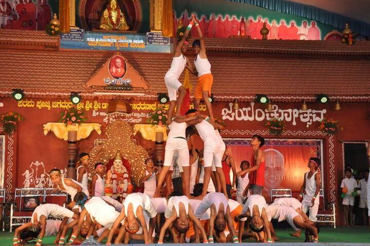 Vokkaligara Sangha School-Activity