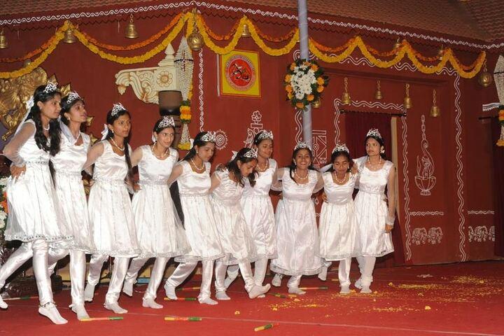 Vokkaligara Sangha School-Childrens Day
