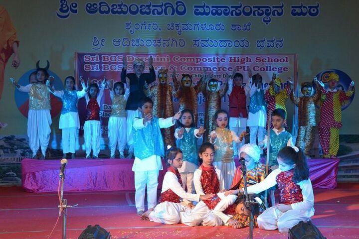 Vokkaligara Sangha School-Drama