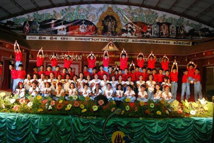 Vokkaligara Sangha School-Foundres Day