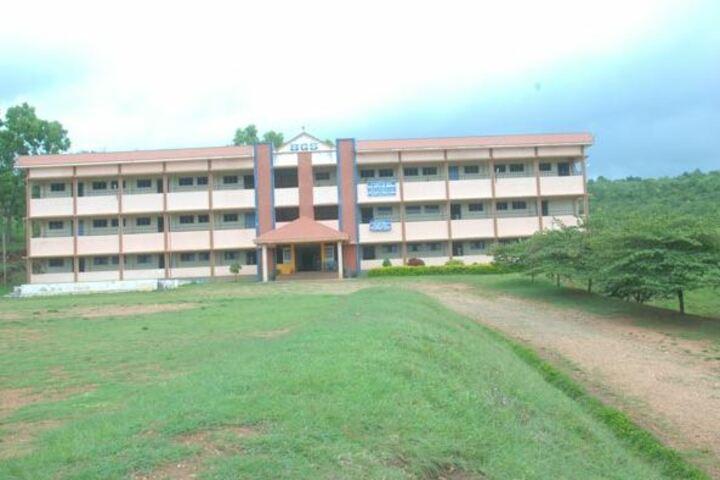 Vokkaligara Sangha School-School View