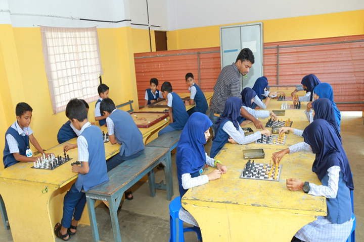 A E S Public School-Indoor Games