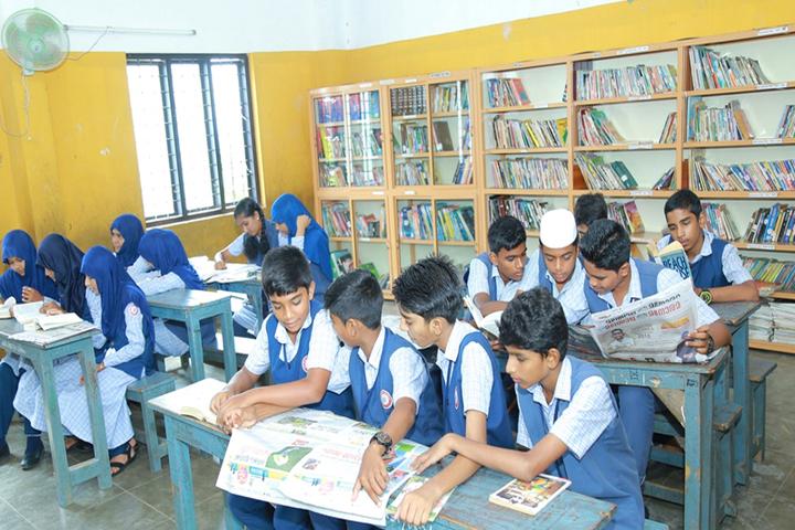 A E S Public School-Library