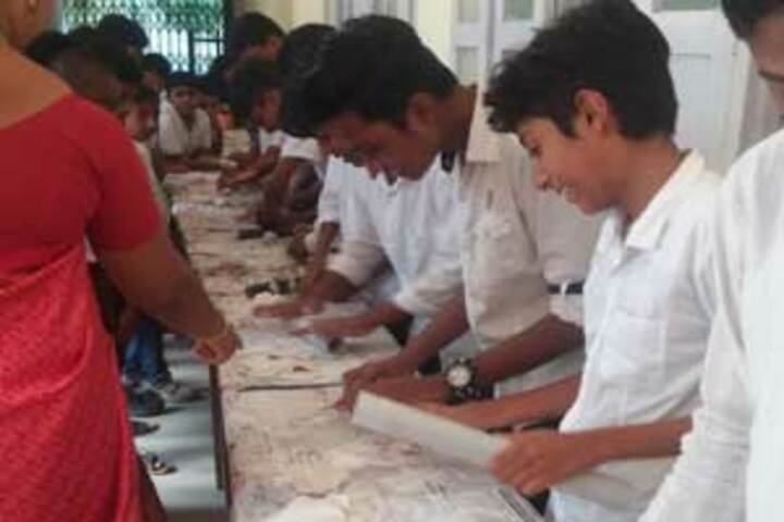A J Central Senior Secondary School - Activity
