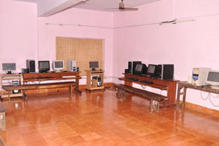 A J Central Senior Secondary School-Computer Lab