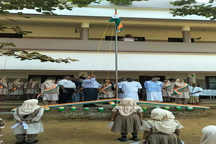 A E T English Medium School-Republic Day