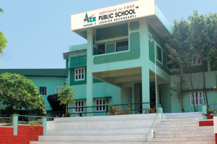 Ace Public School-Campus View