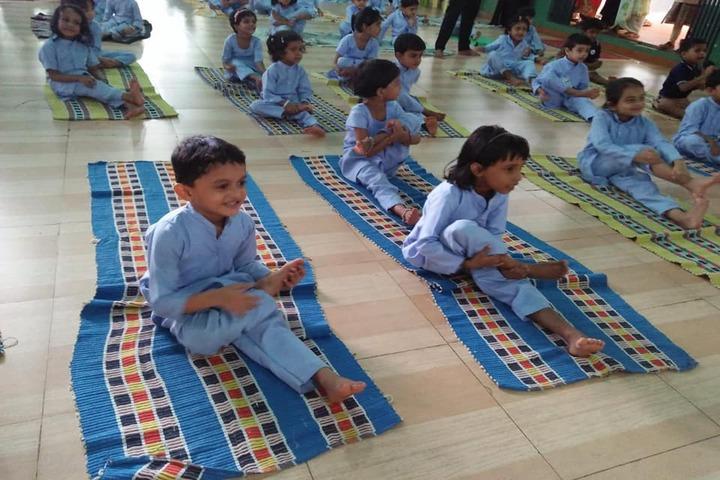 Ace Public School-Yoga
