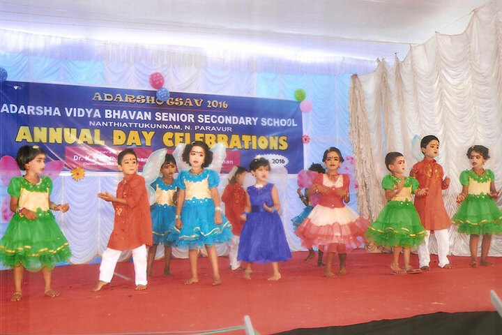 Adarsha Vidya Bhavan-Dance