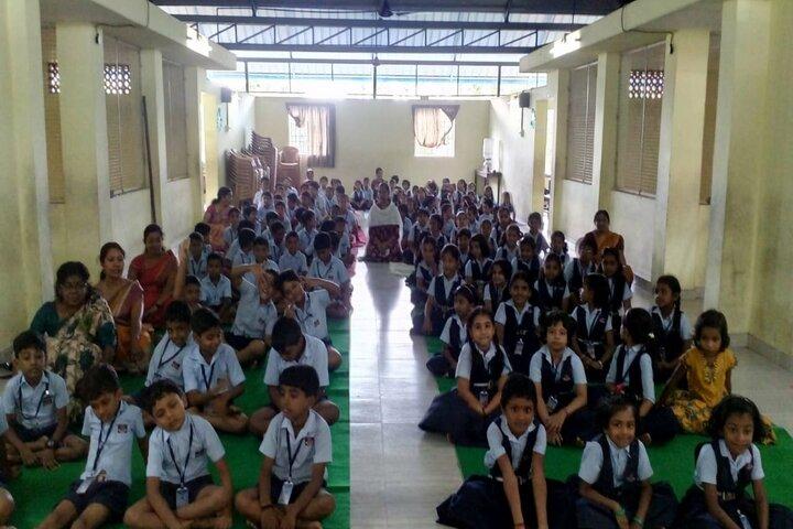 Adarsha Vidya Bhavan-Yoga