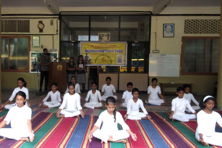Adi Sankara Vidya Peedam-Yoga