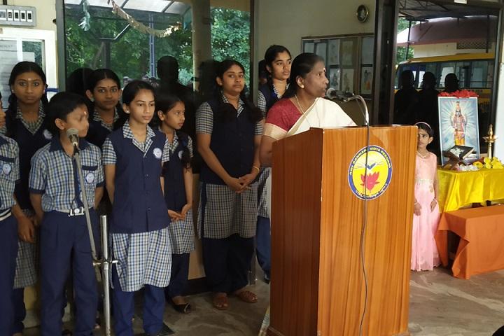 Adi Sankara Vidya Peedam-Seminar