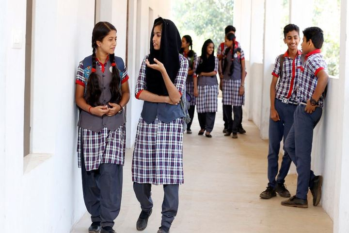 Adwaita Mission Public School-Corridor