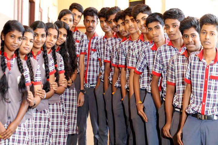 Adwaita Mission Public School-Students