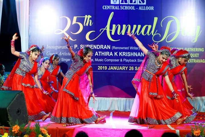 Aes Central School-Annual Day