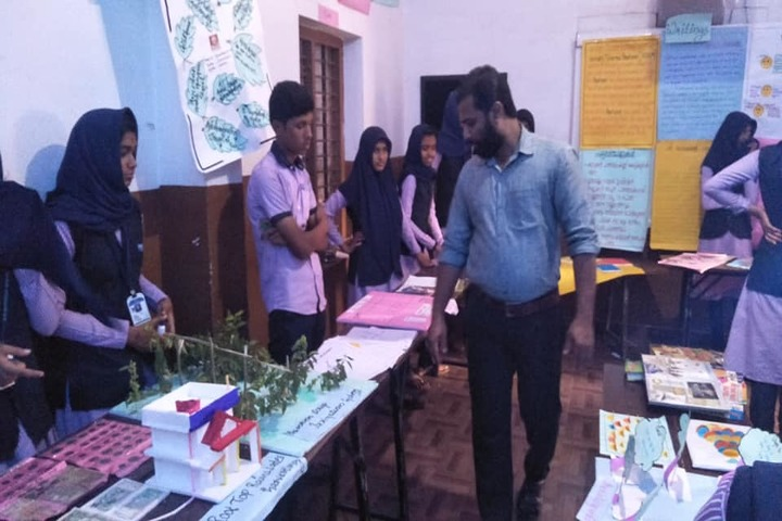 Aes Central School-Exhibition
