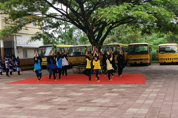 Aes Central School-Yoga