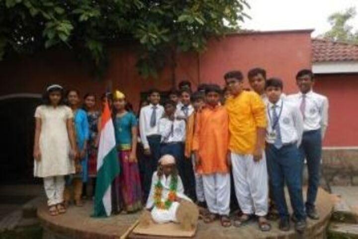 Ahalia Public School-Gandhi Jayanthi