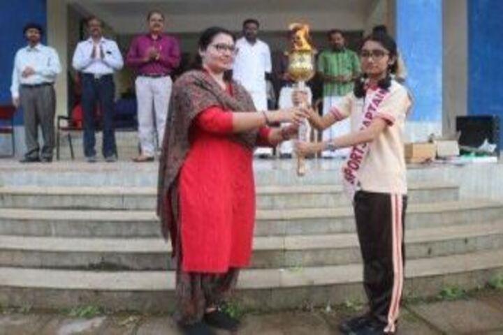 Ahalia Public School-Sports Meet