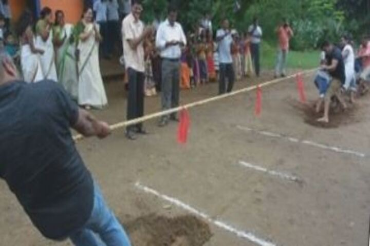 Ahalia Public School-Sports