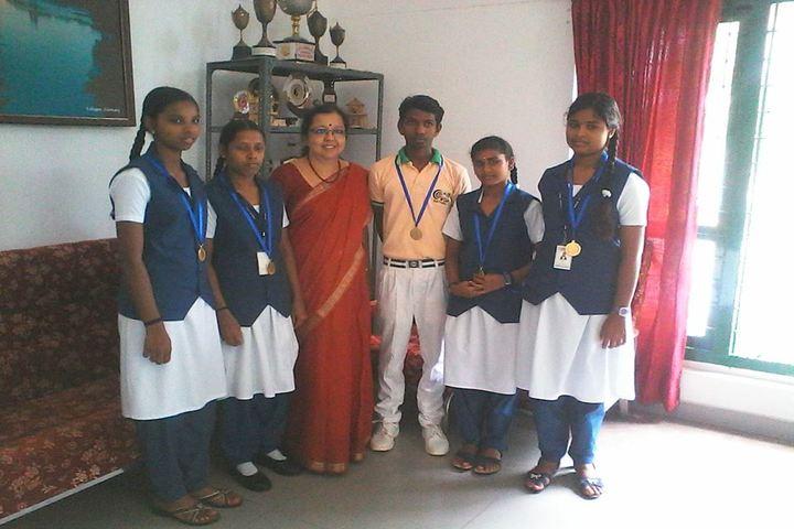 Ahalia Public School-Achievement