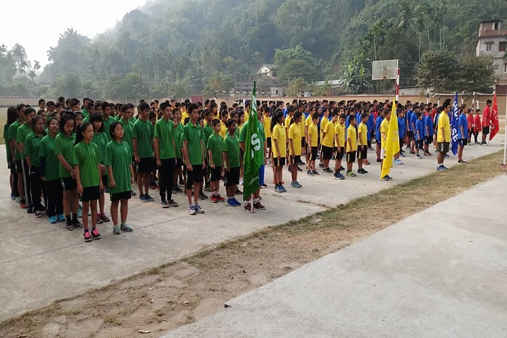 Kaziranga English Academy-Sports day