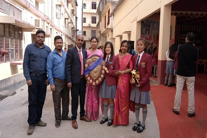 Kaziranga English Academy-Prize Winners