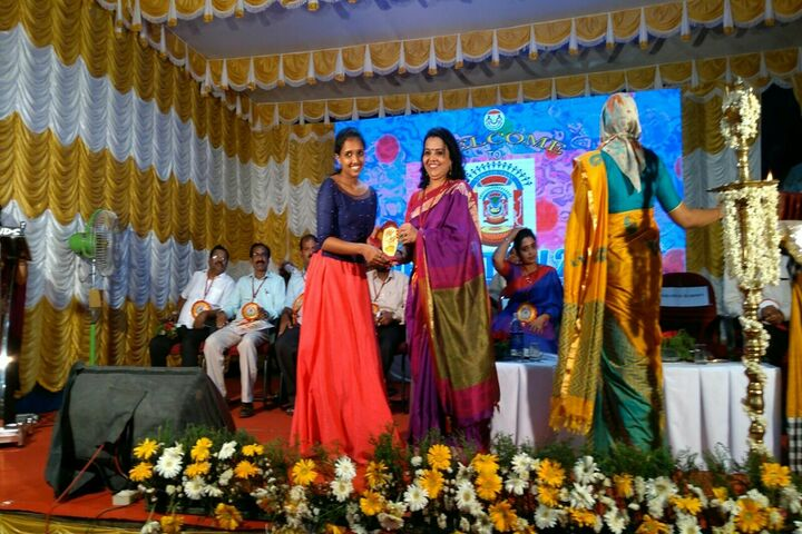 Aishwaraya Public School-Award