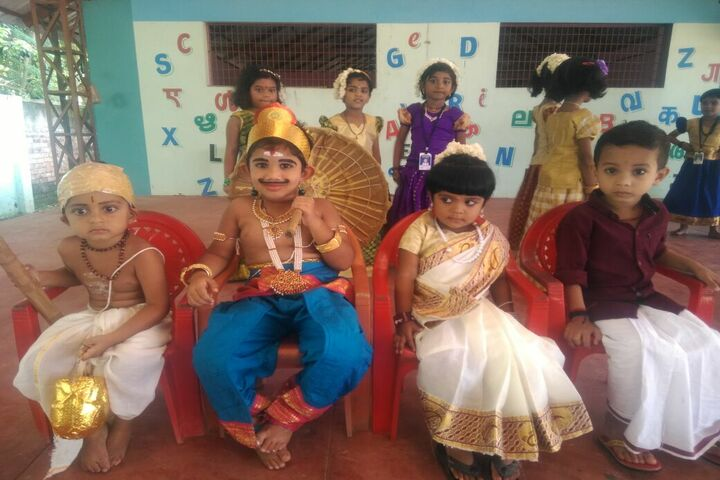 Aishwaraya Public School-Fancy Dress