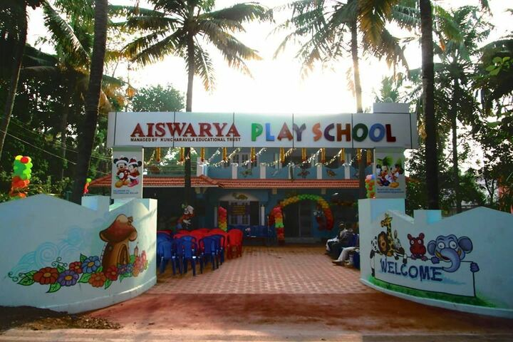 Aishwaraya Public School-Entrance
