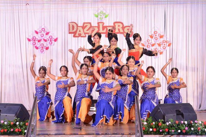Akm Public School-Dance