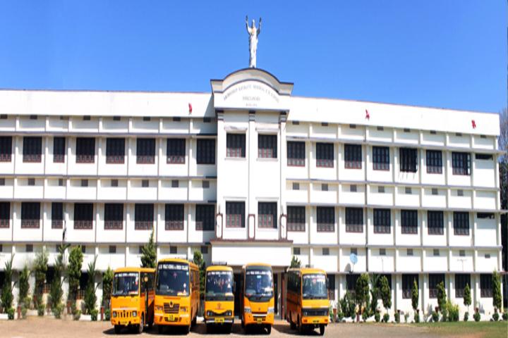 Akm Public School-Campus View