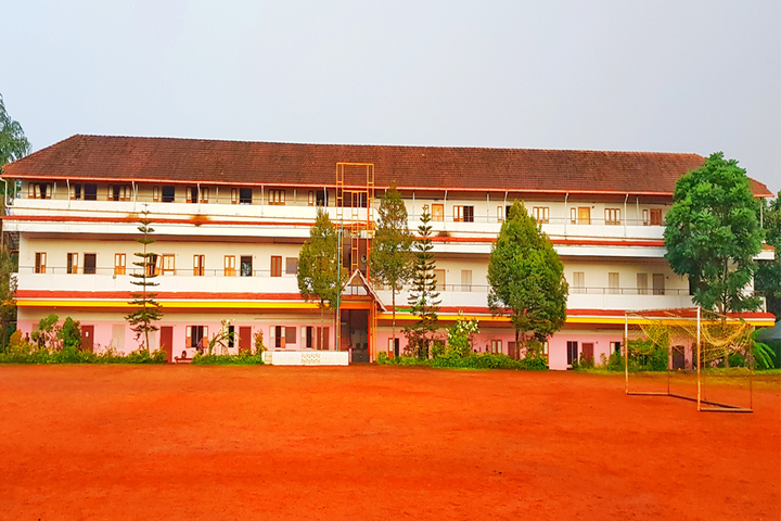 Al Ameen Central School-Campus View