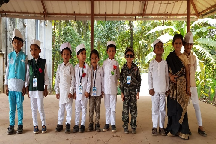 Al Ameen Central School-Childrens Day