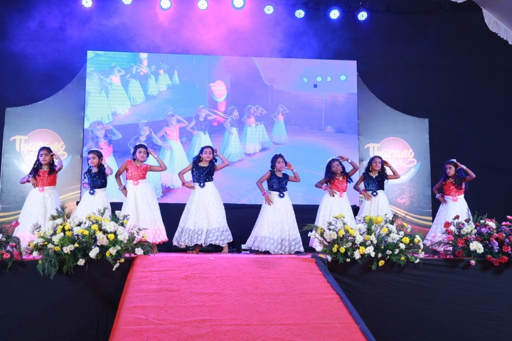 Al Ameen Central School-Dance
