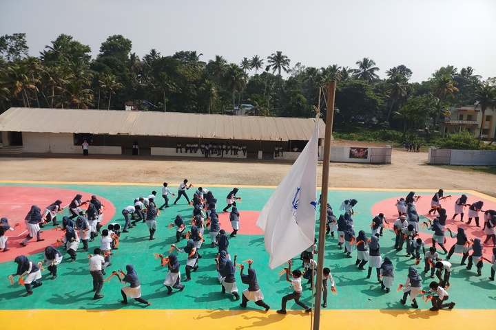 Al Ameen Central School-Sports Day