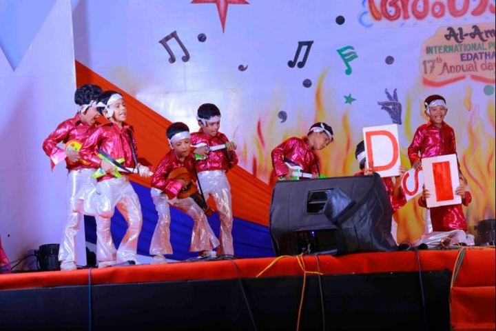 Al Ameen International Public School-Dance