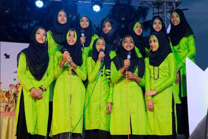 Al Ameen International Public School-Singing