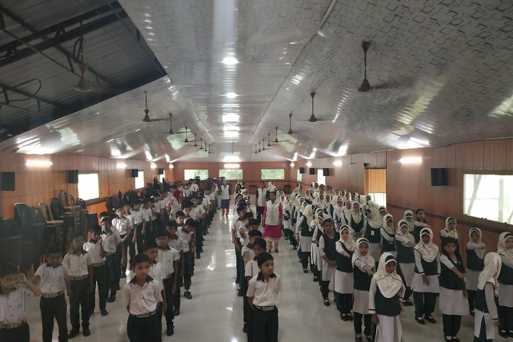 Al Ameen International Public School-Yoga