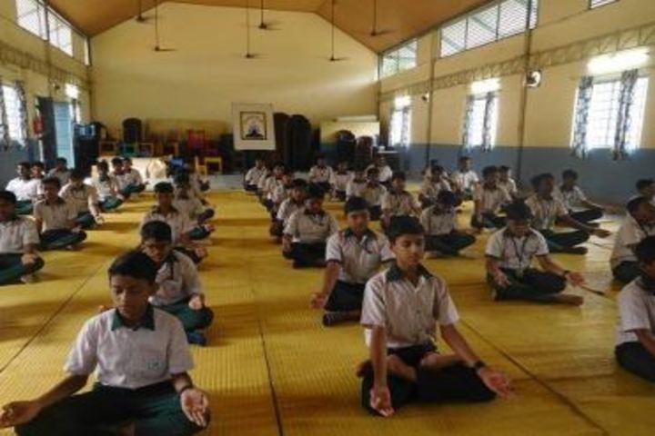 Al Ameen Public School-Yoga