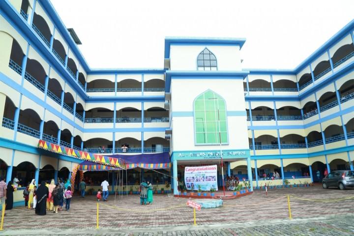 Al Ameen Public School-Campus