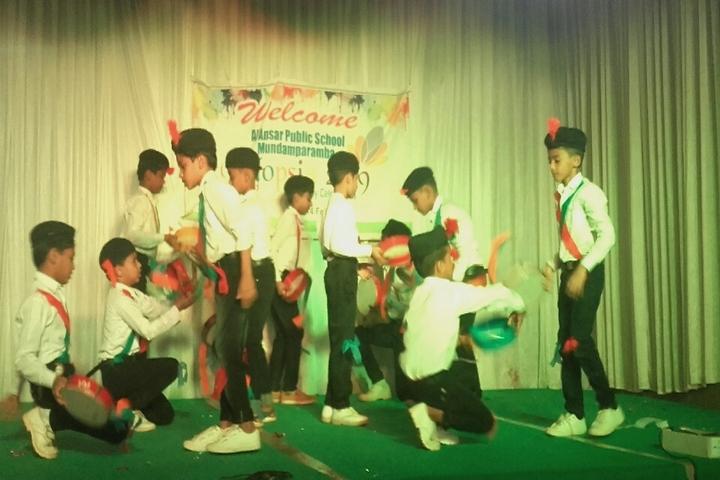 Al Ansar English Medium Public School-Dance