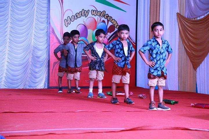 Al Azhar Public School-Dance