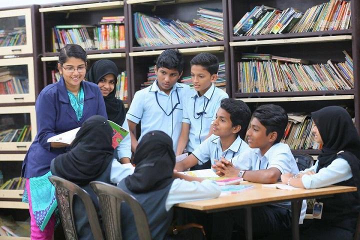 Al Azhar Public School-Library