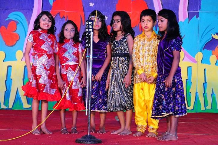 Al Azhar Public School-Singing