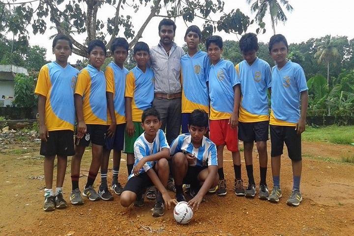 Al Azhar Public School-Sports